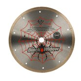 "8"" Black Widow Diamond Blade - Wet"