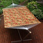 11' Fabric Hammock and Stand Combination