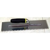 "16"" U Notch Professional Trowels"