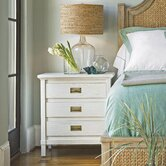 Haven's Harbor 3 Drawer Nightstand