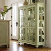 Coastal Living Newport  Curio Cabinet