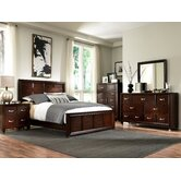 East Lake 2 Panel Bedroom Collection