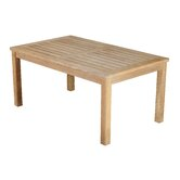 Wood Patio Tables