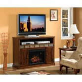 Advantage Sedona 52&quot; TV Stand with Electric Fireplace