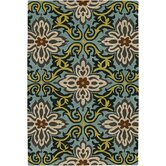Amy Butler Multicolored Floral Rug