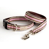 Kona Stripe Dog Collar