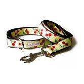 Lemon Cherry Dog Collar