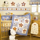 Champ Snoopy Crib Bedding Collection