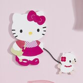 Hello Kitty & Puppy Wall Hanging