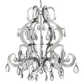 Xanadu 9 Light Candle Chandelier