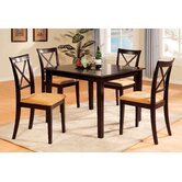 Sydney 5 Piece Dining Set in