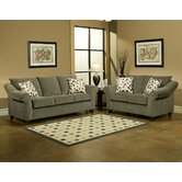 Harper Sofa and Loveseat Set