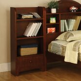 Miles Bed Side Bookshelf in Cherry