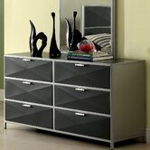 Matrix 6 Drawer Dresser