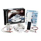 Alternative Energy and Environmental Science Fuel Cell 10 Car and Experiment Kit
