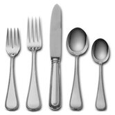 Palatina 46 Piece Dinner Flatware Set with Pie Server