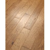 "Camden Hills 5"" Elegant Scraped Engineered Hickory in Rawhide"