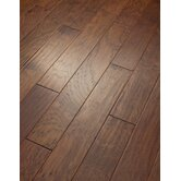 Camden Hills 5&quot; Elegant Scraped Engineered Hickory in Autumn Breeze