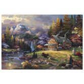 4000 Piece Mountain Headway Puzzle