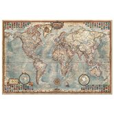 4000 Piece The World Map Puzzle