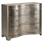 Cosmopolitan Modern Serpentine Chest