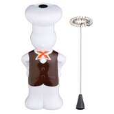 Kitsch'n'Fun Mr. Frothy Coffee Frothers