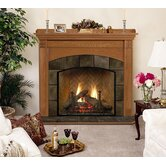 Royalton Flush Fireplace Mantel