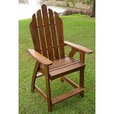 Acacia Adirondack Chair