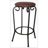 28&quot; Iron Barstool (Set of 2)