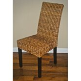 Abacca Parsons Chair (Set of 2)
