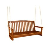 Balau Porch Swing