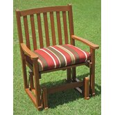 Royal Tahiti Outdoor Patio Single Glider