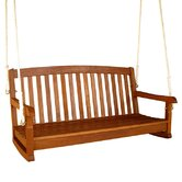 International Caravan Porch Swings