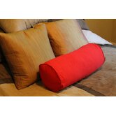 Premium Solid Cotton Futon Bolster (Set of 2)