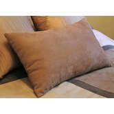 Micro Suede Indoor Decorative Pillow (Set of 2)