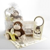 &quot;Five Little Monkeys&quot; 5 Piece Gift Set