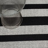 Bold Stripe Shag Mat
