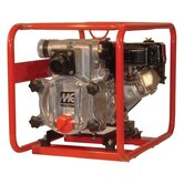 211 GPM Honda GX - 160 Trash Pump