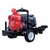 1600 GMP Deutz F4L913 Trash Pump