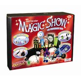 Spectacular Magic Show 100 Trick Set with Suitcase
