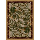 Signature Jungle Fever Light Maize Rug