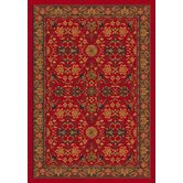 Pastiche Kamil Red Cinnamon Rug