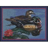 Eddie LeRoy Wood Duck Mat