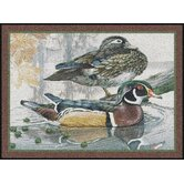 Eddie LeRoy Wood Ducks Mat