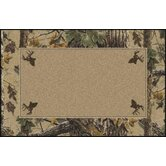 Realtree X-tra Solid Center Novelty Rug