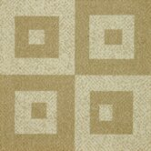 Legato Fuse Block Carpet Tile in Casual Crème