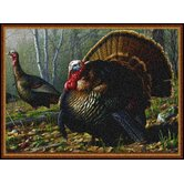 Hautman Woodland Turkey Mat