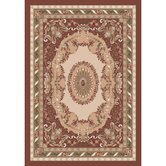 Pastiche Kashmiran Marquette Red Clay Rug
