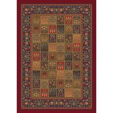 Pastiche Kashmiran Pristina Midnight Red Rug