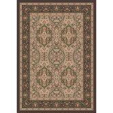 Pastiche Kashmiran Samarra Dark Brown Rug